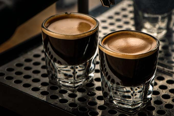 Different sizes of espresso shots | Foodal.com