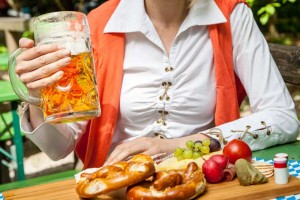 O'zapft Is: Enjoy an Authentic German Oktoberfest Menu