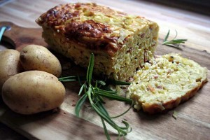 Potthucke: A Traditional German Potato Cake