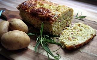 Potthucke: A Traditional German Potato Cake