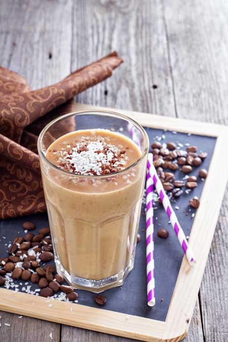 Coconut Chocolate Coffee Smoothie Recipe Foodal