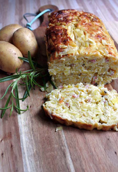 Recipe for Potthucke - A Traditional German Potato Cake | Foodal.com