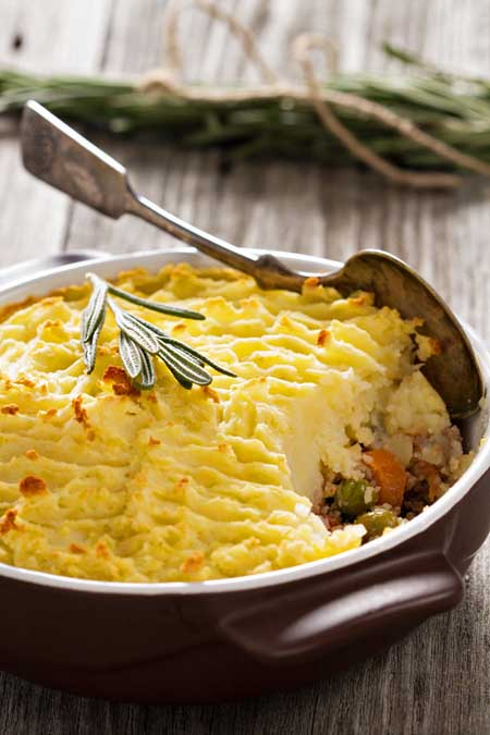 Shepherd's Pie Recipe | Fooda.com