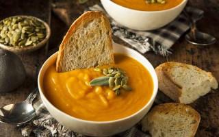 Slow Cooker Butternut Squash Soup   Foodal.com