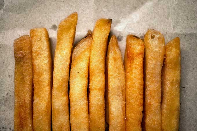 Cooking Mistake #10. Your Homemade Baked Fries Are Charred, or Limp and Soggy. Or Both! | Foodal.com