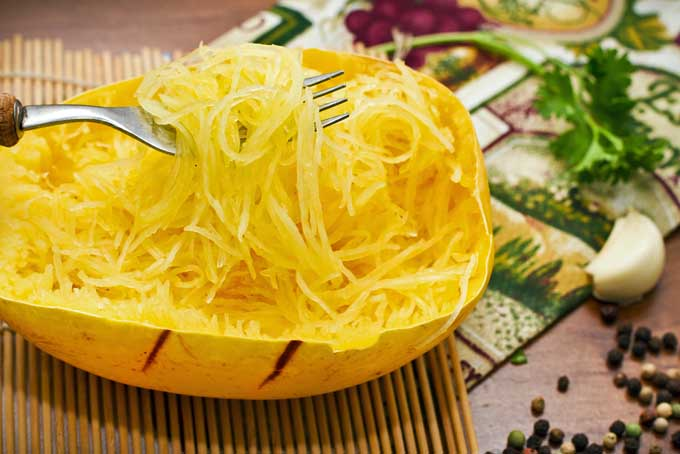 How to Cook Winter Squash - Spaghetti | Foodal.com