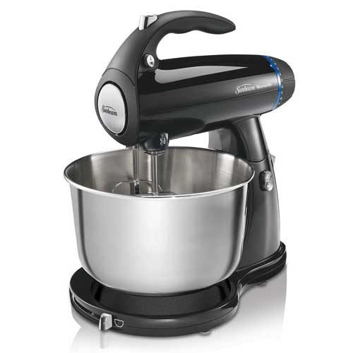 4 Quart Sunbeam Mixmaster 2594 Stand Mixer Review Foodal