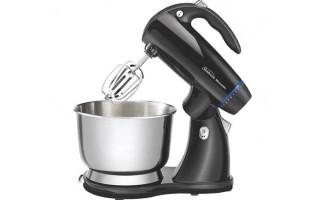 Sunbeam MixMaster 2594 Stand Mixer Review | Foodal.com