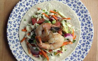 Spice Up Your Next Taco Tuesday with these Tasty Shrimp Tacos