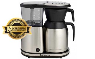 Bonavita 8 Cup Model BV1900TS: Complex Flavors with Simple Brewing