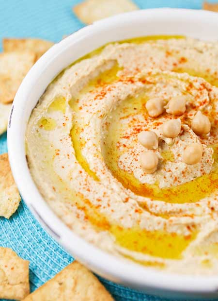 Classic Hummus | Foodal.com