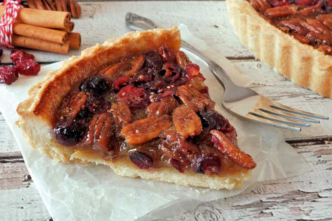 Cranberry Pecan Pie Recipe | Foodal.com