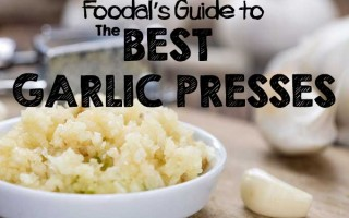 Foodal's Review of the Best Garlic Presses on the Market | Foodal.com