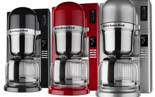 The KitchenAid KCM0802 Brewer: SCAA Certfied & Color Coordinated