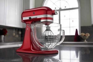 KitchenAid 5-Quart Artisan Design Series: Excellent for Stress-Free Baking