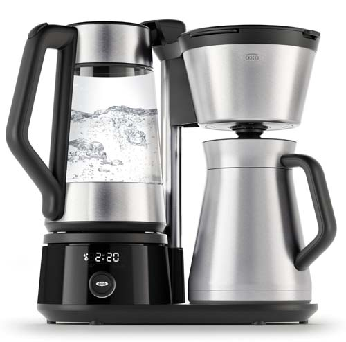 Oxo On 12 Cup Coffee Maker Brewing System Review Foodal
