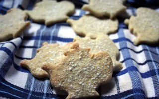 Recipe for Earl Grey Tea Flavored Shortbread Cookies | Foodal.com