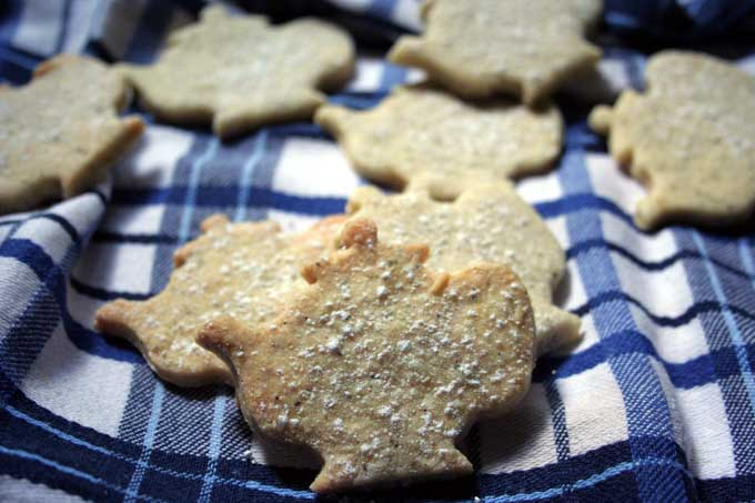 Recipe for Earl Grey Tea Flavored Shortbread Cookies | Foodal.com