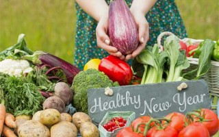 5 Healthy Foodie Tips to Ring in the New Year