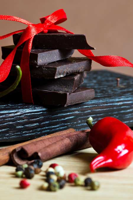 Chili Pepper Chocolate Bark | Foodal.com