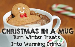 Christmas in a Mug: Turn Winter Treats Into Warming Drinks | Foodal.com