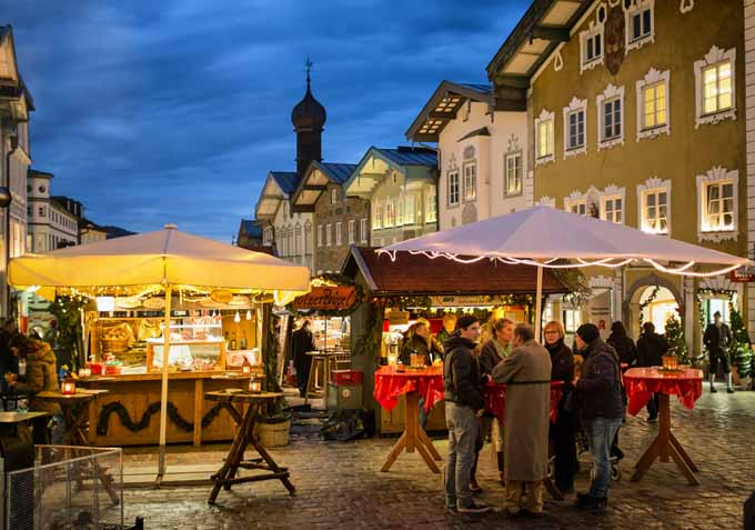 Christmas market in Bad Toelz, Germany | Foodal.com