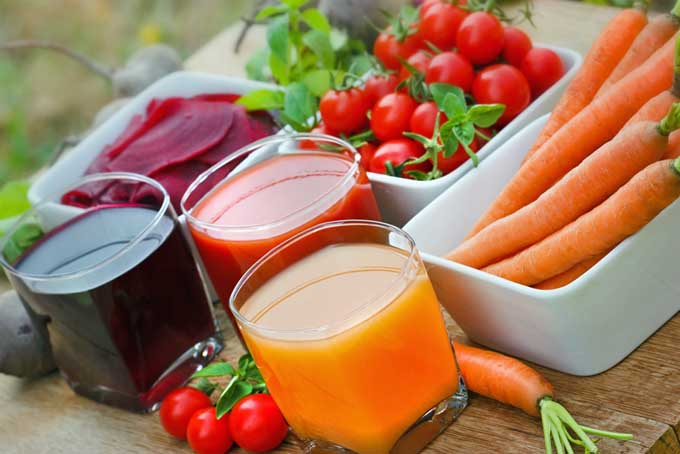 Different kinds of veggie juices | Foodal.com