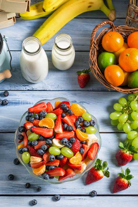 Eating Healthy for your New Years Resolution | Foodal.com