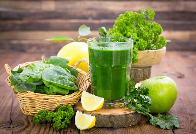 Green juice is good for you. But it may not taste good | Foodal.com