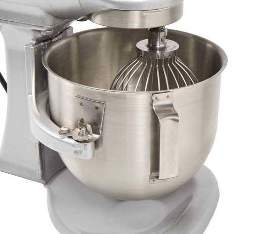 Hobart N50 Commercial Mixer Mixing Bowl | Foodal.com
