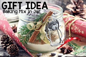 My Favorite Homemade Gift: How to Make Your Own Baking Mix