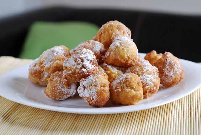 Krapfen German Fried Dough Balls | Foodal.com