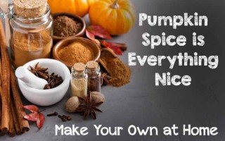 Pumpkin Spice is Everything Nice | Foodal.com