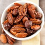 Spicy Toasted Nuts Recipe | Foodal.com