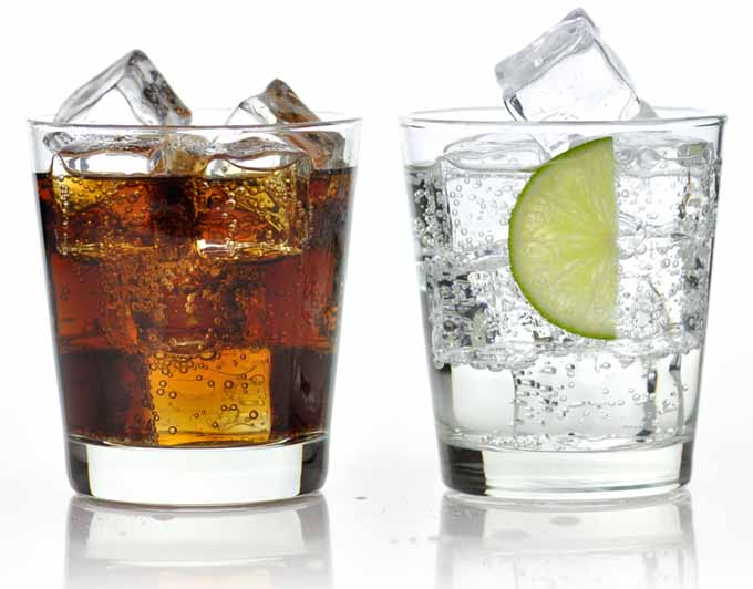 Switch out ever other alcoholic beverage for water | Foodal.com