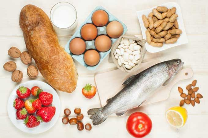 The 8 Most Common Food Allergens in the USA | Foodal.com
