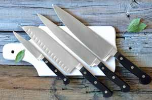 What are the different types of kitchen knives?   Foodal.com