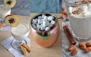 Christmas in a Mug: Turn Winter Treats into Warming Drinks