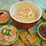 5 Easy to Make Gourmet Hummus Recipes | Foodal.com