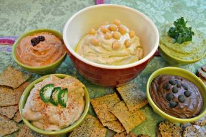 5 Gourmet Hummus Variations That You Can Make at Home