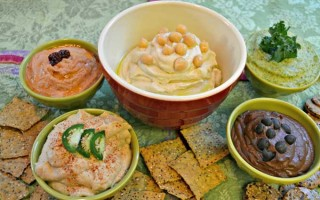 5 Easy to Make Gourmet Hummus Recipes | Foodal.com
