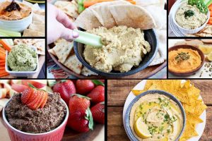From East to West, Get Creative with 7 Easy to Make Gourmet Hummus Recipes