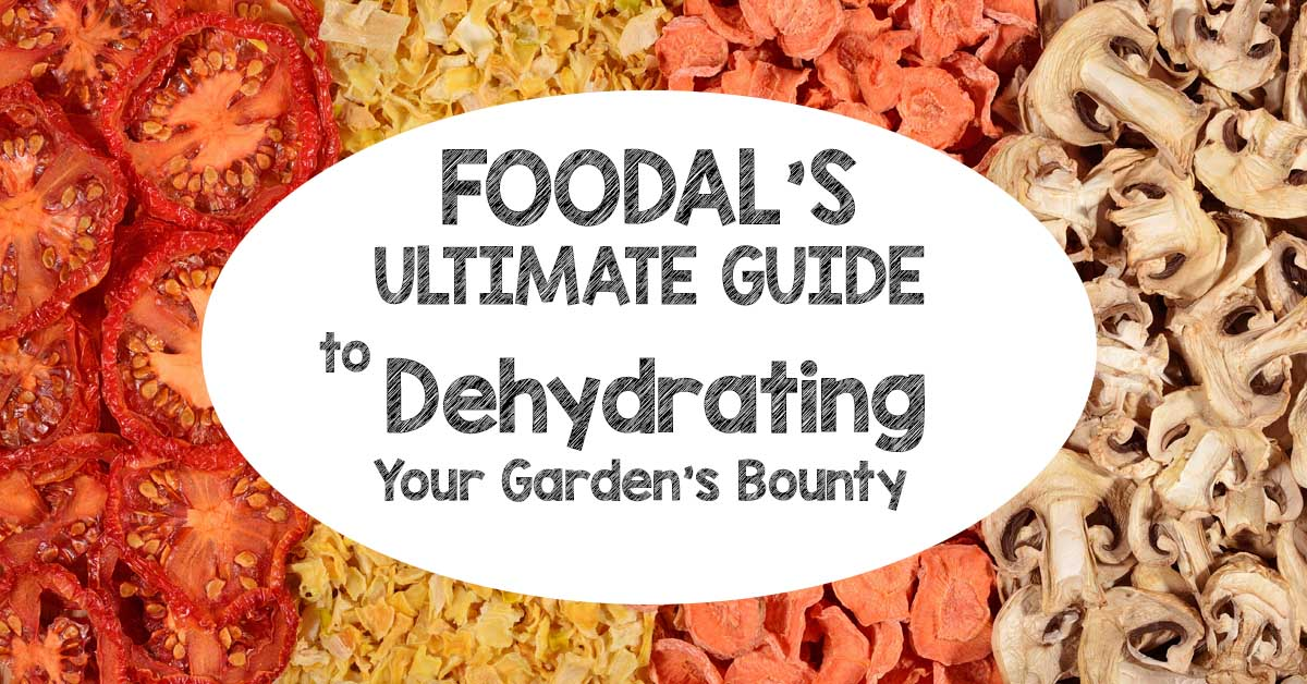 The Ultimate Guide to Dehydrating Your Food | Foodal