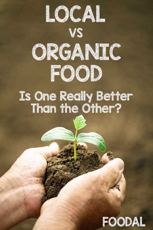 organic food is it really better essay Organic farming could be worse for the climate than conventional farming methods, one of the government's scientific advisers has said, because of the greater land use required and the methods used.