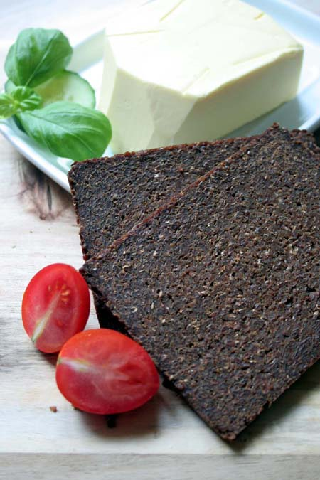 Pumpernickel and Cheese | Foodal.com
