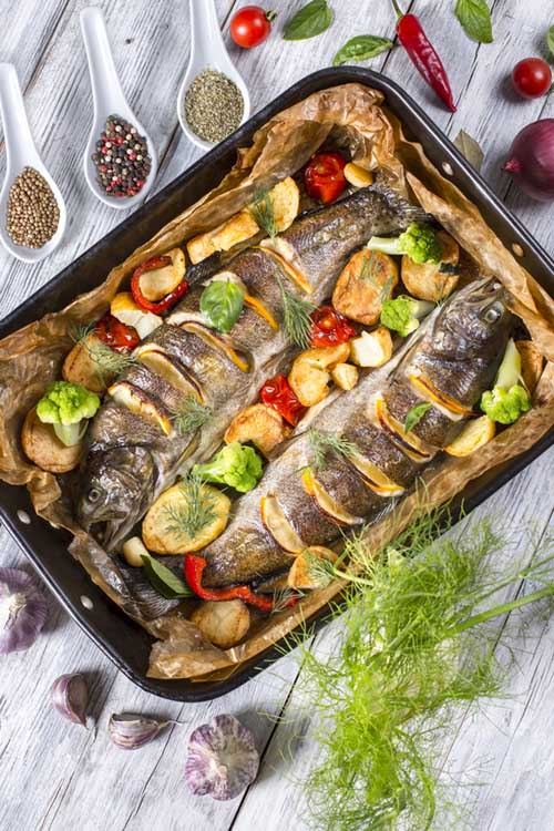 7 Simple Ways to Cook Perfect Fish Every Time: Method 1 (Baking) | Foodal.com