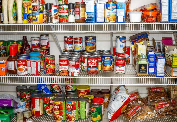 Rotate the food in your pantry | Foodal.com