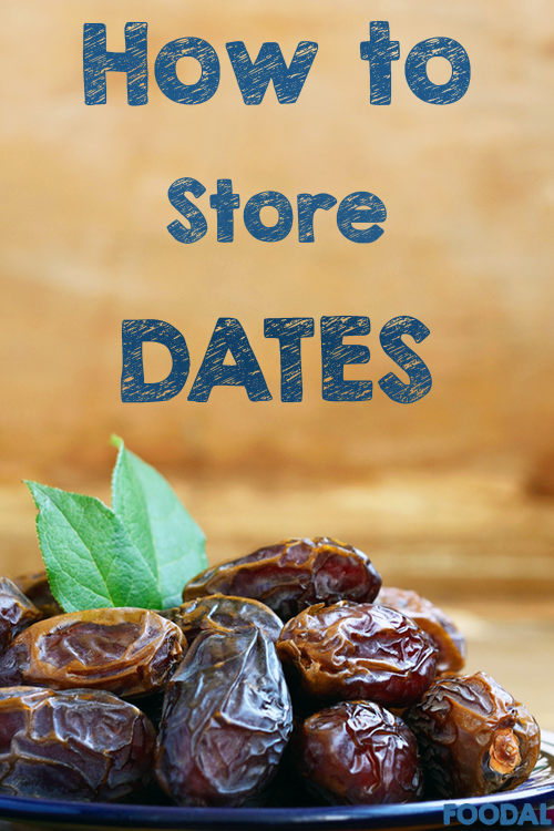 How to store dried dates | Foodal.com