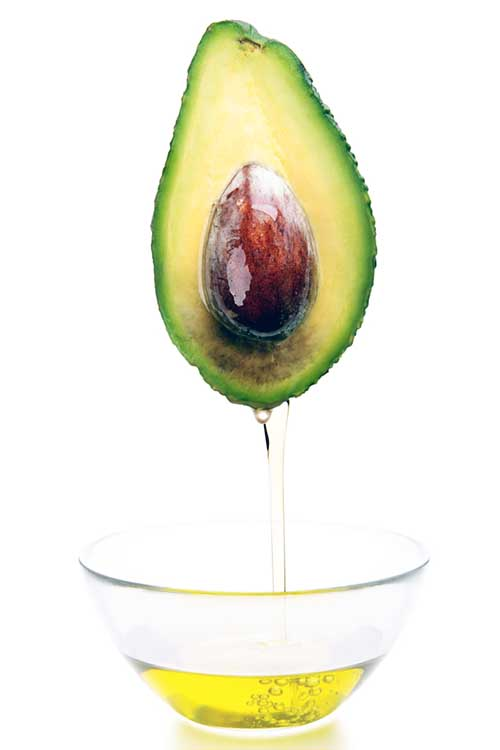 Avocado with oil | Foodal.com