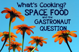 What's Cooking? Space Food and the Gastronaut Question